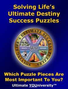Solving Life's Success Puzzles, one of 14 living skills categories