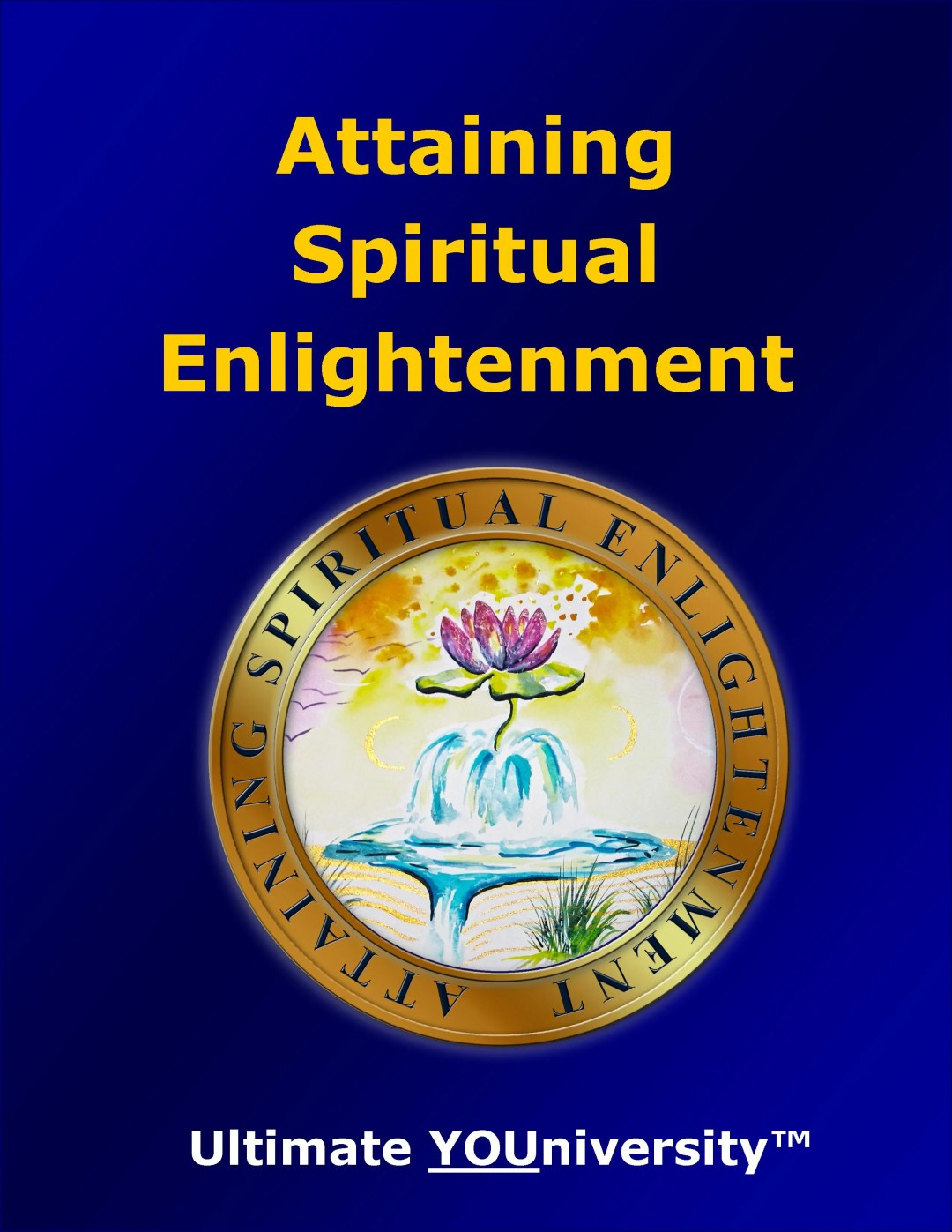 Attaining Spiritual Enlightenment, one of the 14 Categories