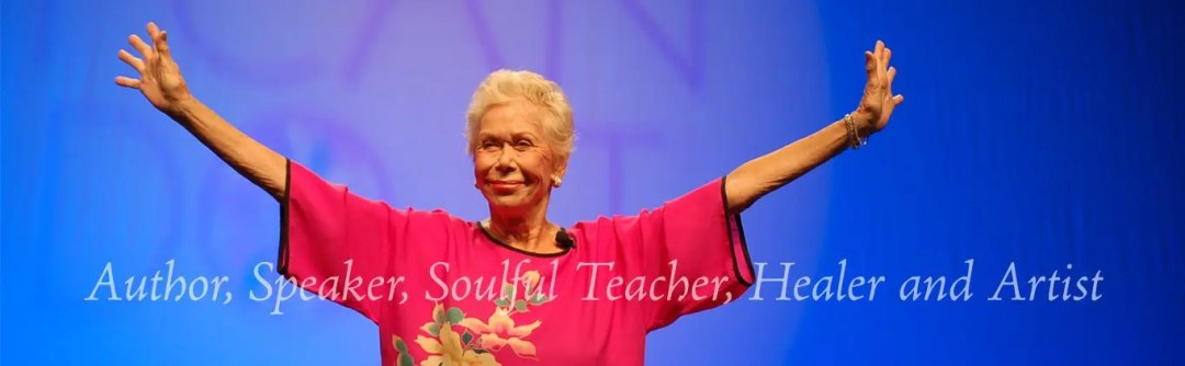 Louise Hay, Ultimate Destiny Hall of Fame Award Recipient Body 2 header