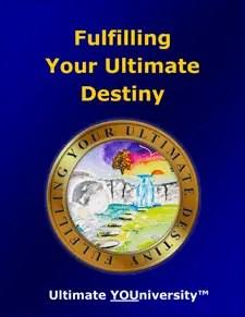 Fulfilling Your Ultimate Destiny - Strategic Marketecture