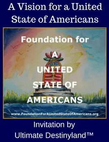 Foundation for a United State of Americans - Strategic Marketecture