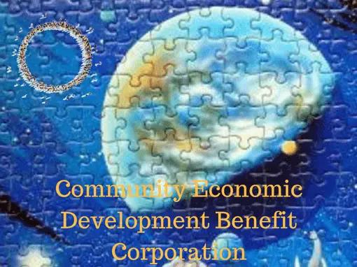 Community Economic Development Benefit Corporation - Strategic Marketecture