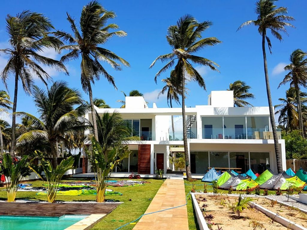 The Brazilian, Beach Villa in Guajiru