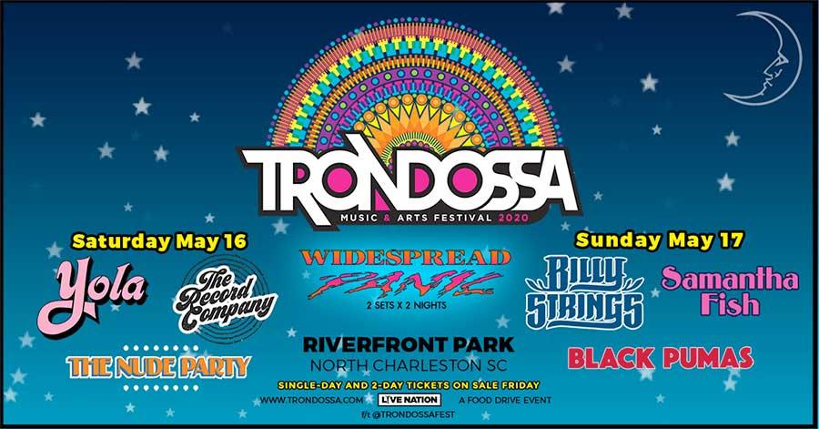 Trondossa Festival 2020 first poster