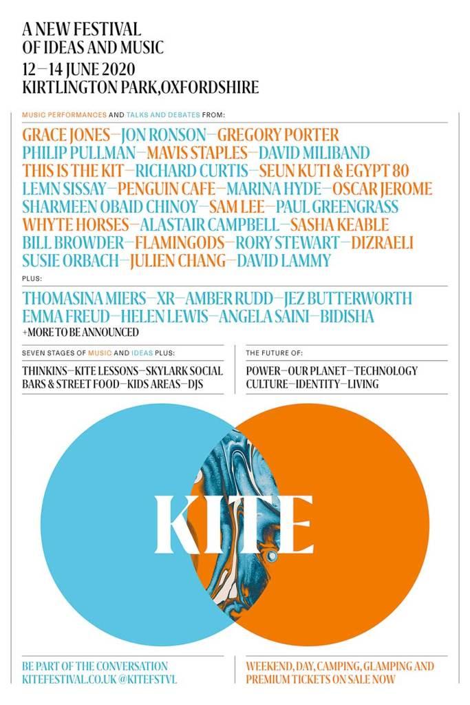 Kite Festival 2020 UK poster