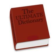 Ultimate Frisbee vocabulary and definitions dictionary