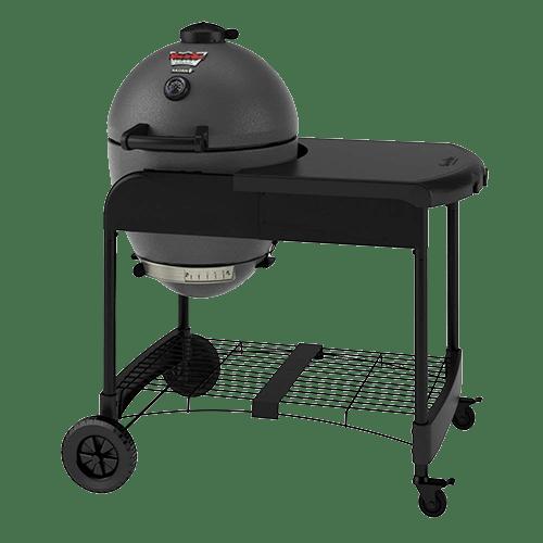 Char-Griller 6520 Akorn Kamado Kooker Charcoal Grill with Cart
