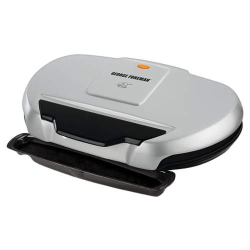 George Foreman 9-Service Classic Plate Grill