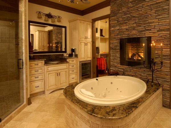 50 Luxurious Master Bathroom Ideas