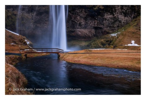 Iceland-Waterfall-bridge-Jan2014
