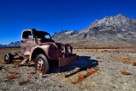 greenland - old truck