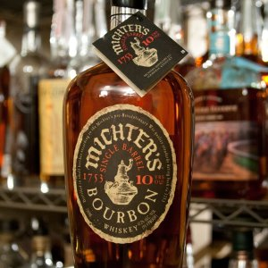 Michter's Whiskey Bourbon is mature in age and truly exceptional in quality. As for the 10, this is just good, solid, well-made bourbon.