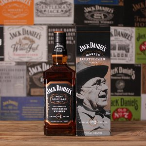 jack daniel's master distiller series is the second bottle in the limited series dedicated to our seven master distillers.