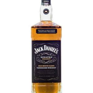 """Jack Daniels Sinatra Select Made with our unique """"Sinatra Barrels"""" that have deep grooves specially carved into their staves"""