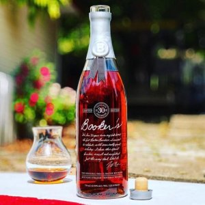 Booker's Bourbon, Booker's 30th Whiskey What makes this bottling extra-special on paper is the age. 20 % off for first timers