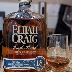 elijah craig single barrel 18 for sale bourbon. Critics have scored this product 93 points. Users have rated this product 4.5 out of 5 stars.