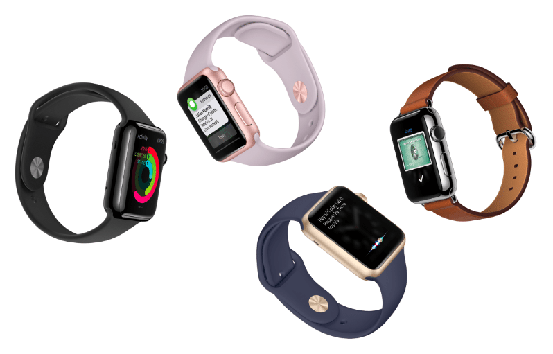 Apple Watch's apps will feature a handful of new improvements. Image: Apple