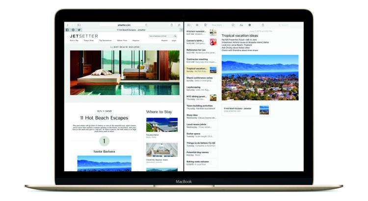 Developers and Beta Testers Now Have Gotten Their Hands On El Capitan