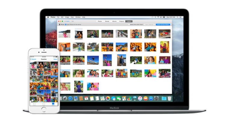 How to Transfer Photos from Your iPhone and iPad to Your Mac