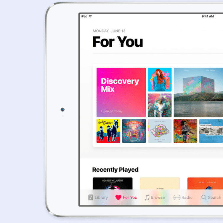 ios 10 - apple music
