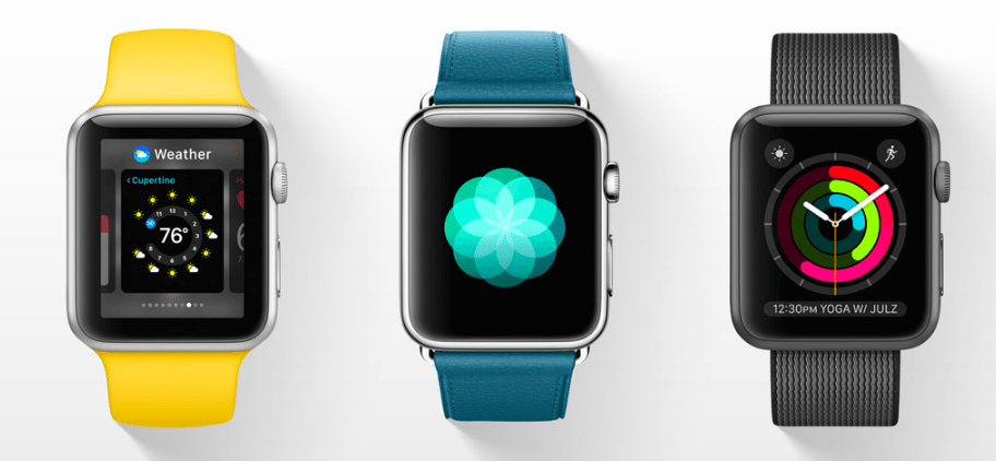 Apple Watch 2 - watches