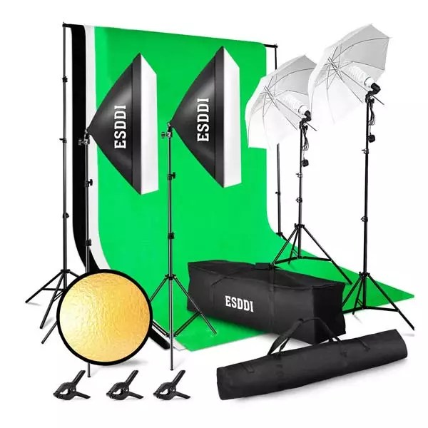 Photography Lighting Set