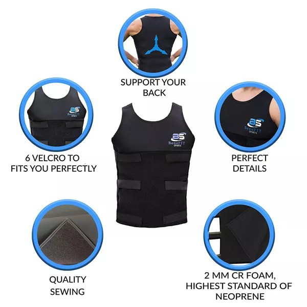 About The Body Shaper Vest