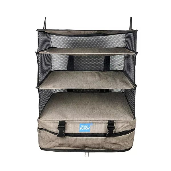 Stow-N-Go Portable Luggage System Suitcase