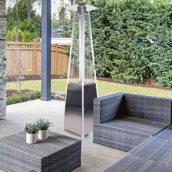 Dancing Flame Patio Heater