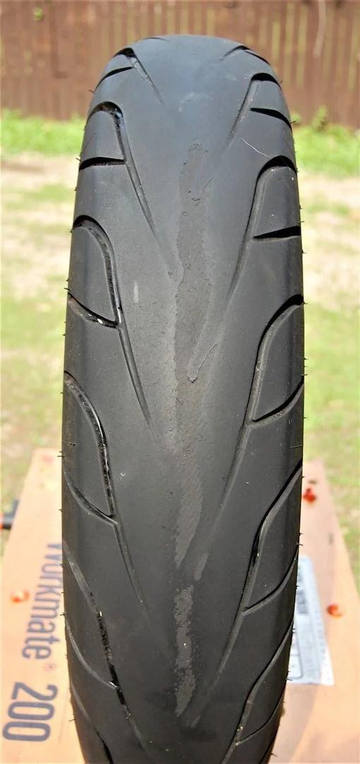 Michelin Commander Ii Tire Test 5