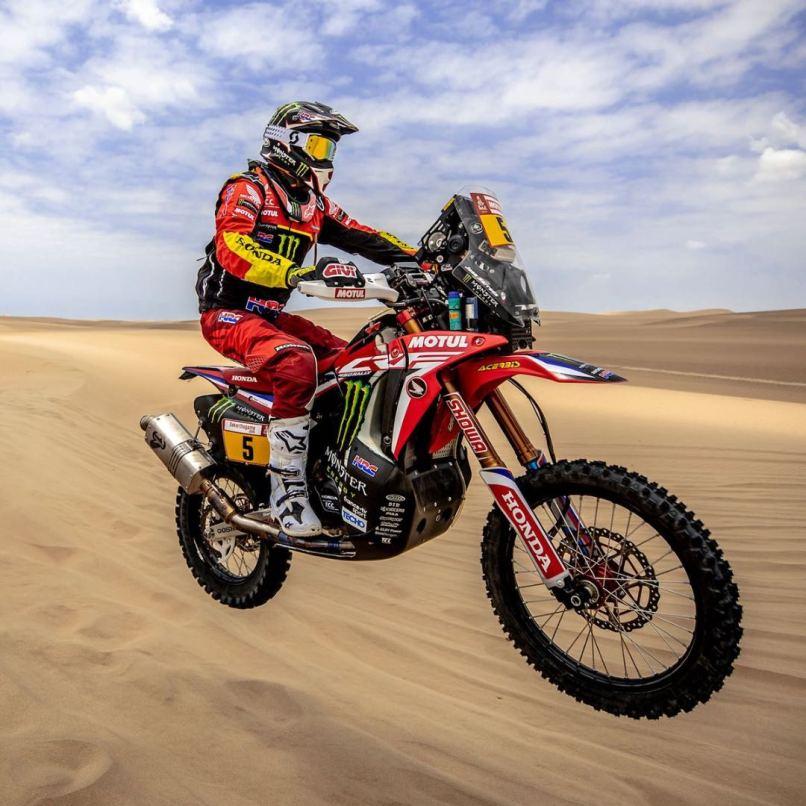 2019 Dakar Rally Stage 1 Results Joan Barreda Honda Crf 450