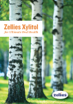 Zellies Xylitol Booklet Cover