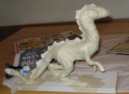 Dragon, Step 3