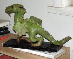 Dragon, Step 9