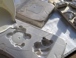 Paper Mache Ornaments, Step 6