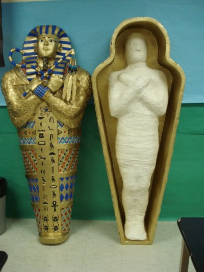 egypt mummy coffin - photo #30
