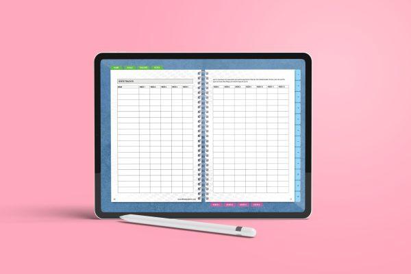 Statistics Tracker