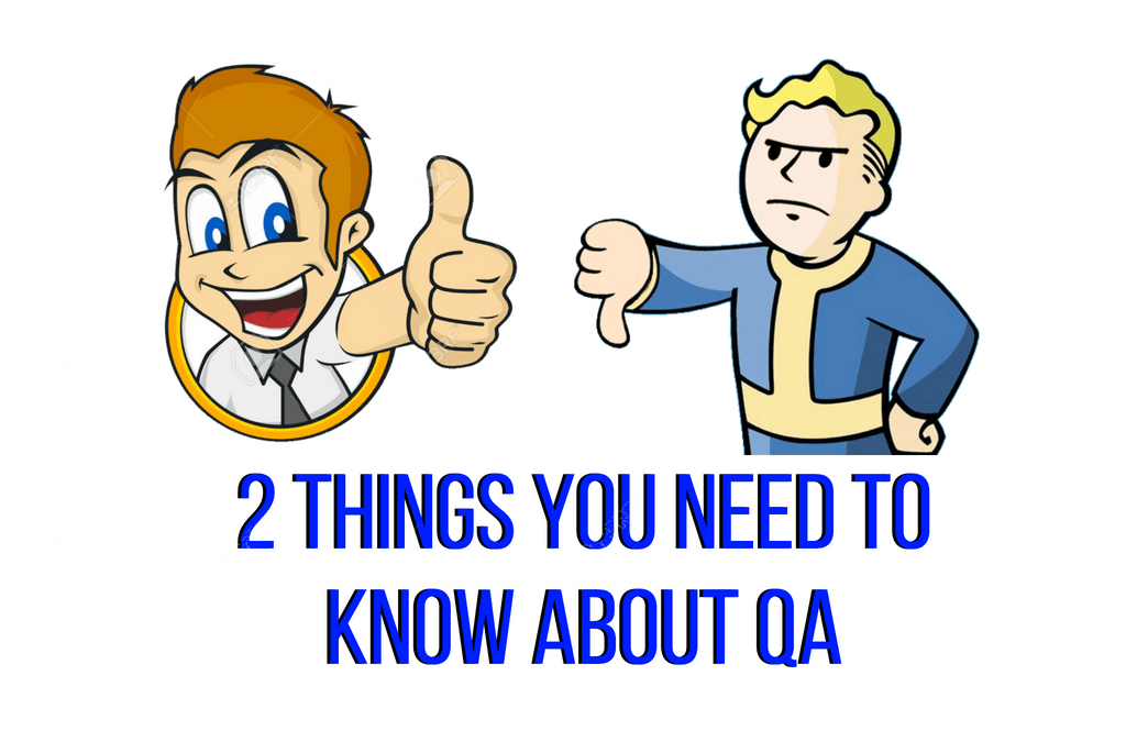 Controversial. Is QA really dead?