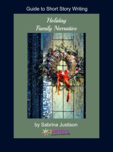 Holiday Family Narrative Writing Project planning homeschool and holidays