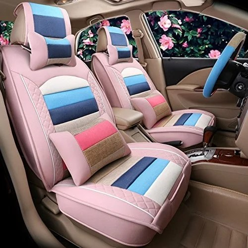 13 best pink seat covers review