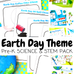 Preschool Earth Day Stem Pack Ultimate Slime Guide