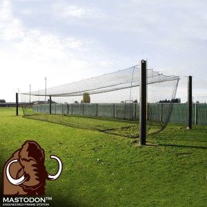 Mastodon Batting Cage (Single Stall)