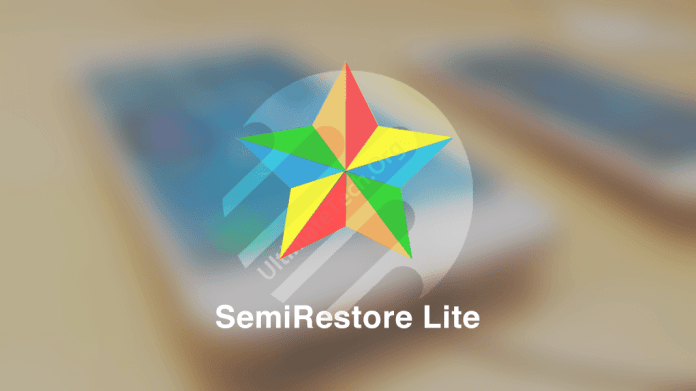 How to Restore iOS 10 without losing Jailbreak with SemiRestore Lite?