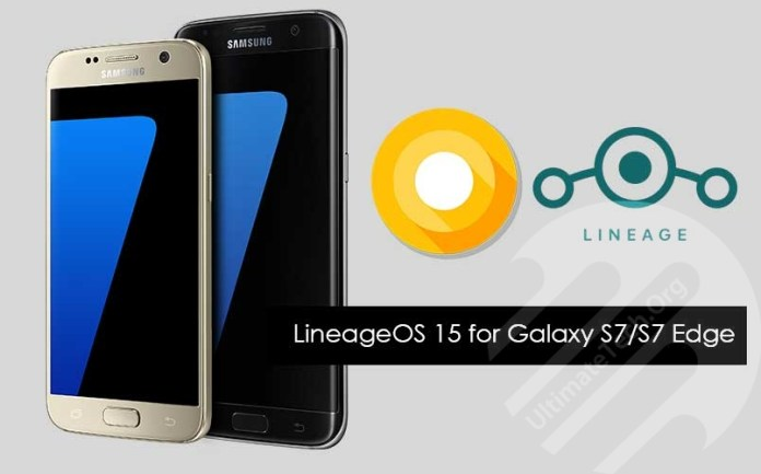 How to Download & Install Android Oreo on Galaxy S7 Edge based on Lineage OS 15?