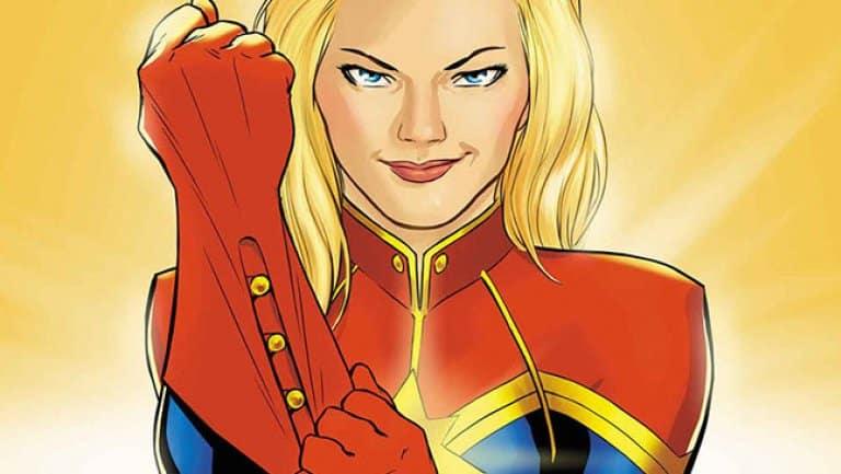 Capitã Marvel ganha encadernado em quadrinhos pela Panini