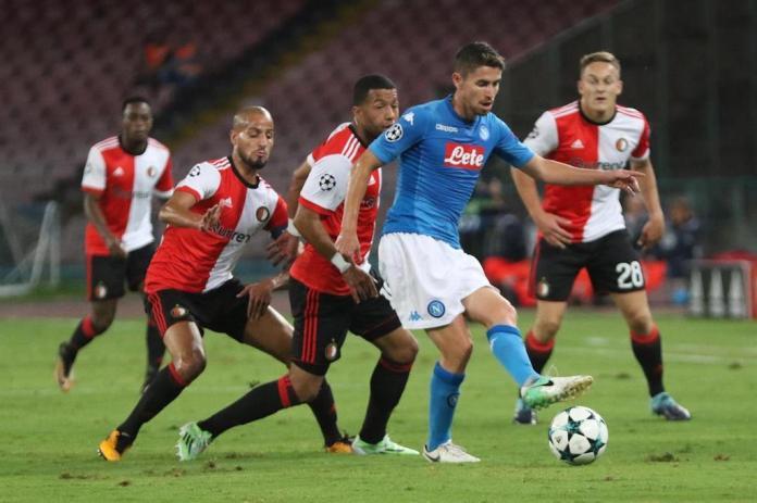 Feyenoord-Napoli