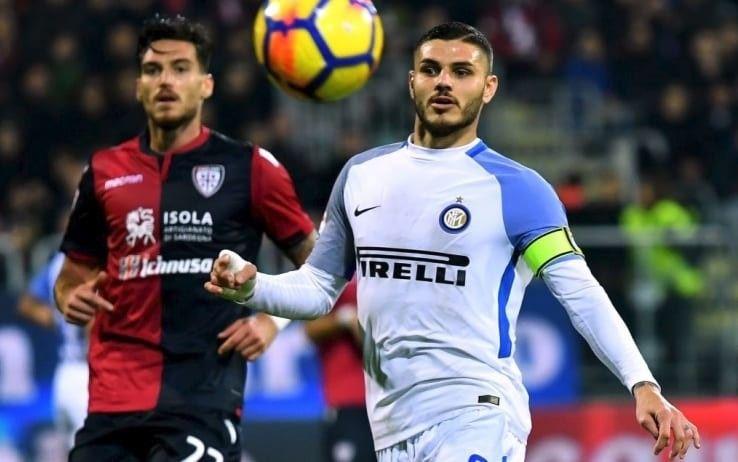 Serie A: dove vedere Inter-Cagliari, streaming e diretta TV 17 Aprile 2018