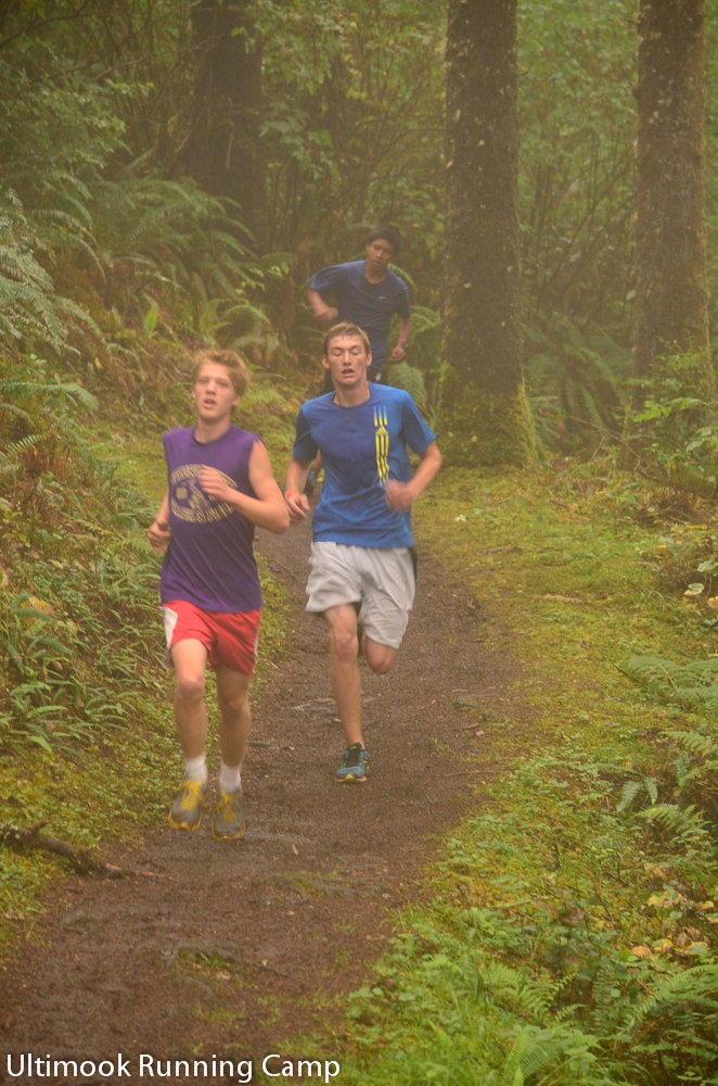 Cape Lookout Uphill Challenge Ultimook Running Camp
