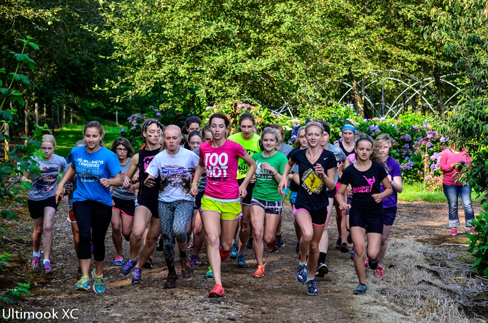 2015 Ultimook Running Camp schedule