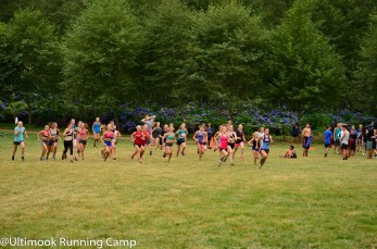 jr high running camp